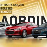 Chevrolet Buen Fin 2020: Bono de $43,700 o hasta 48 meses sin intereses