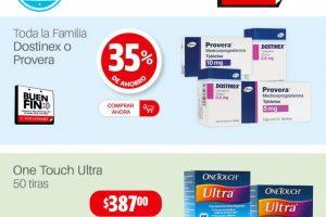 Farmacias Guadalajara Buen Fin 2020: Folleto de ofertas