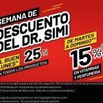 Farmacias Similares Buen Fin 2020: 15% de descuento en vitaminas y perfumería