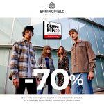 El Buen Fin 2020 Springfield: hasta 70% de descuento en toda la tienda