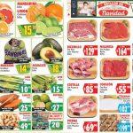 Folleto Casa Ley Frutas y verduras 17 y 18 de Noviembre 2020