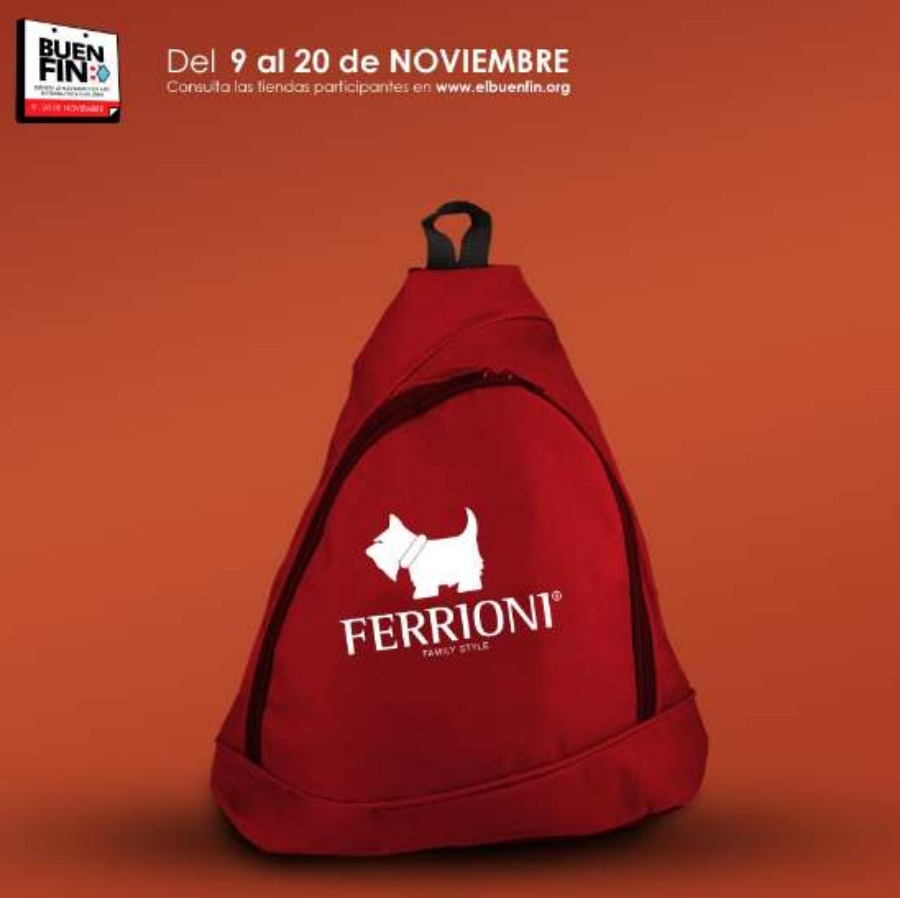 Ofertas Buen Fin 2020 Ferrioni: 30% de descuento + 20% adicional