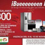 Folleto de ofertas La Comer Buen Fin 2020 del 9 al 15 de noviembre