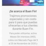 Mercado Pago Buen Fin 2020: Promociones con Banamex, BBVA, Santander, Banorte y HSBC