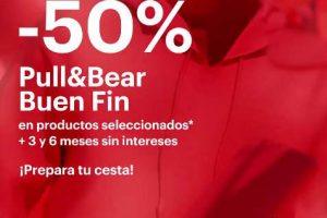 El Buen Fin 2020 Pull & Bear: Hasta 50% de descuento + 6 meses sin intereses