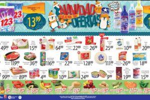Folleto S-Mart frutas y verduras del 10 al 12 de noviembre 2020