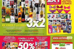 Folleto Soriana Híper Buen Fin 2020 del 12 al 17 de noviembre