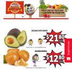 Folleto Soriana Mercado frutas y verduras del 10 al 12 de noviembre 2020