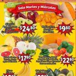 Folleto Soriana Mercado frutas y verduras del 1 al 3 de diciembre 2020
