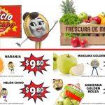 Folleto Soriana Mercado frutas y verduras 17 al 19 de noviembre 2020