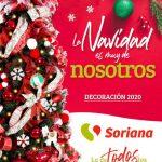 Folleto Soriana ofertas navidad del 2 Noviembre al 31 de diciembre 2020