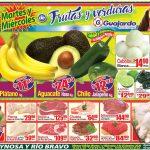 Folleto Super Guajardo frutas y verduras 1 y 2 de diciembre 2020