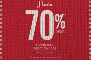 Ofertas C&A Navidad 2020: hasta 70% de descuento