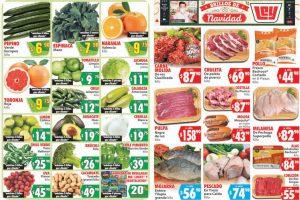 Folleto Casa Ley Frutas y verduras 8 y 9 de diciembre 2020