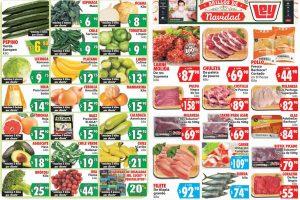 Folleto Casa Ley Frutas y verduras 15 y 16 de diciembre 2020