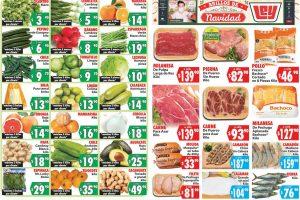 Folleto Casa Ley Frutas y verduras 22 y 23 de diciembre 2020