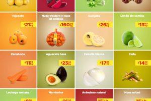 Chedraui Frutas y Verduras 22 y 23 de diciembre 2020