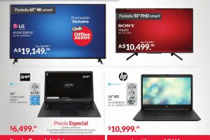 Office Depot Folleto de Ofertas 1 al 31 de diciembre 2020
