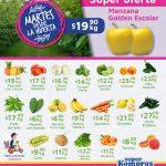 Folleto Super Kompras frutas y verduras 1 de diciembre 2020