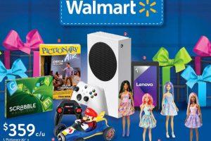 Folleto Walmart Juguetilandia Ofertas de Navidad 2020