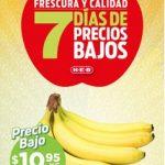 Folleto HEB Frutas y Verduras del 1 al 7 de diciembre 2020
