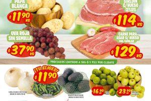 Folleto Mi Tienda del Ahorro frutas y verduras del 29 al 31 de diciembre 2020