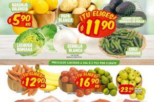 Folleto Mi Tienda del Ahorro frutas y verduras del 22 al 23 de diciembre 2020