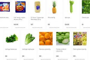 Folleto Tianguis Bodega Aurrerá frutas y verduras 18 al 21 de enero 2021