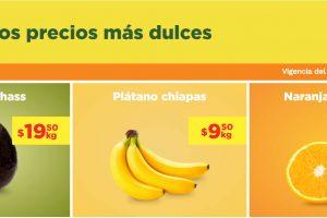 Frutas y Verduras Chedraui 19 y 20 de enero 2021