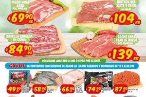 Ofertas Mi Tienda del Ahorro carnes, frutas y verduras del 15 al 18 de enero 2021