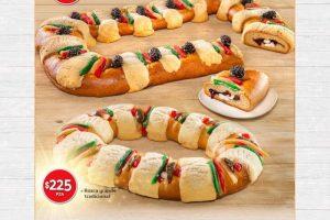 Ofertas Superama Roscas de Reyes Magos 2021
