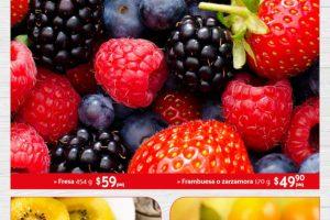 Frutas y Verduras Superama del 15 de febrero al 1 de marzo 2021