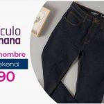 Artículo de la Semana Suburbia Jeans Weekend a $190 del 15 al 21 de febrero