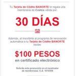 Banorte: Gratis membresía de Costco valida por 30 Días Febrero 2021