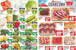 Ofertas Casa Ley Frutas y verduras 23 y 24 de febrero 2021