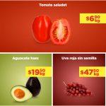 Frutas y Verduras Chedraui 9 y 10 de febrero 2021