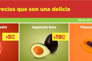 Frutas y Verduras Chedraui 16 y 17 de febrero 2021