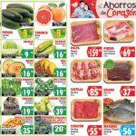 Folleto Casa Ley Frutas y verduras 9 y 10 de febrero 2021