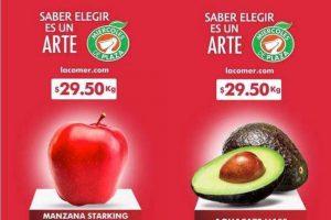 Folleto La Comer Miércoles de Plaza 24 de febrero 2021