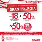Sears: Venta Nocturna de Etiqueta Roja Febrero 2021