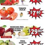 Folleto Soriana Mercado frutas y verduras 16 al 18 de febrero 2021