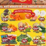 Folleto Soriana Mercado en frutas y verduras 2 al 4 de febrero 2021