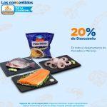 Chedraui: 20% de descuento en pescados y mariscos miércoles 31 de marzo 2021