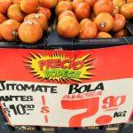 Ofertas Bodega Aurrerá frutas y verduras 15 al 18 de marzo 2021