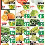 Folleto Casa Ley Frutas y Verduras 2 y 3 de marzo 2021