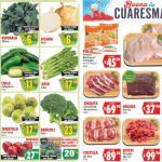 Folleto Casa Ley Frutas y verduras 16 y 17 de marzo 2021