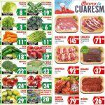 Ofertas Casa Ley frutas y verduras 30 y 31 de marzo 2021