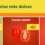 Ofertas Chedraui Martimiércoles de frutas y verduras 23 y 24 de marzo 2021