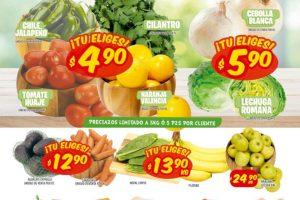 Folleto Mi Tienda del Ahorro frutas y verduras del 2 al 4 de marzo 2021