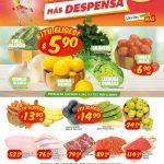 Folleto Mi Tienda del Ahorro frutas y verduras del 9 al 11 de marzo 2021